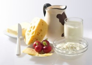 Arthritis Diet-Calcium rich food